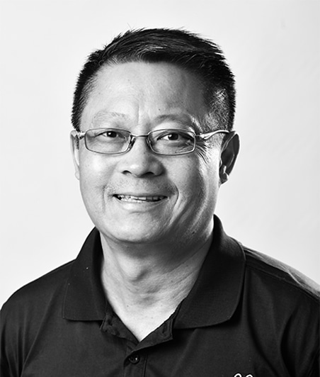 Gerard Nien Fong - Purchasing and Sales Manager