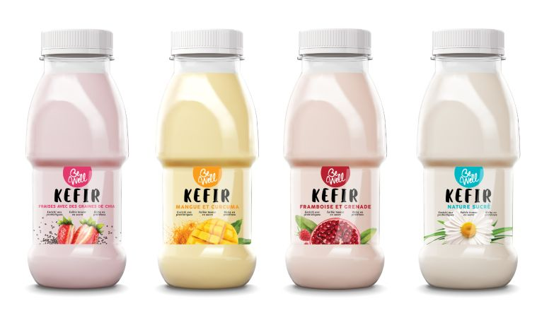 Your new health kick : Be Well Kefir